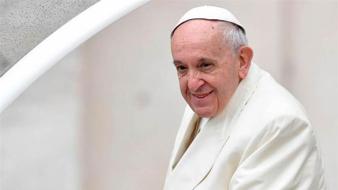 Pope Francis – A MAN OF HIS WORD – HIS UPCOMING DOCUMENTARY – PROPHETIC